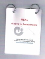 HEAL Method 6 Keycard set