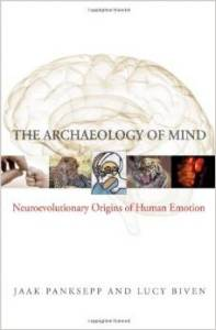 "If you loved the above link, and if you have an appetite for scholarly reading on the human-animal commonalities in the neural aspects of affect and affect regulation, this is the book for you!  Author Panksepp is not ""just"" a scientist, he's a poet as well as being a visionary researcher who is changing all that we think about psychiatric treatment and medications.  A ""must read"" for all people working with animal-assisted therapies!  http://www.amazon.com/Archaeology-Mind-Neuroevolutionary-Interpersonal-Neurobiology/dp/0393705315/ref=sr_1_1?s=books&ie=UTF8&qid=1415482150&sr=1-1&keywords=jaak+panksepp"