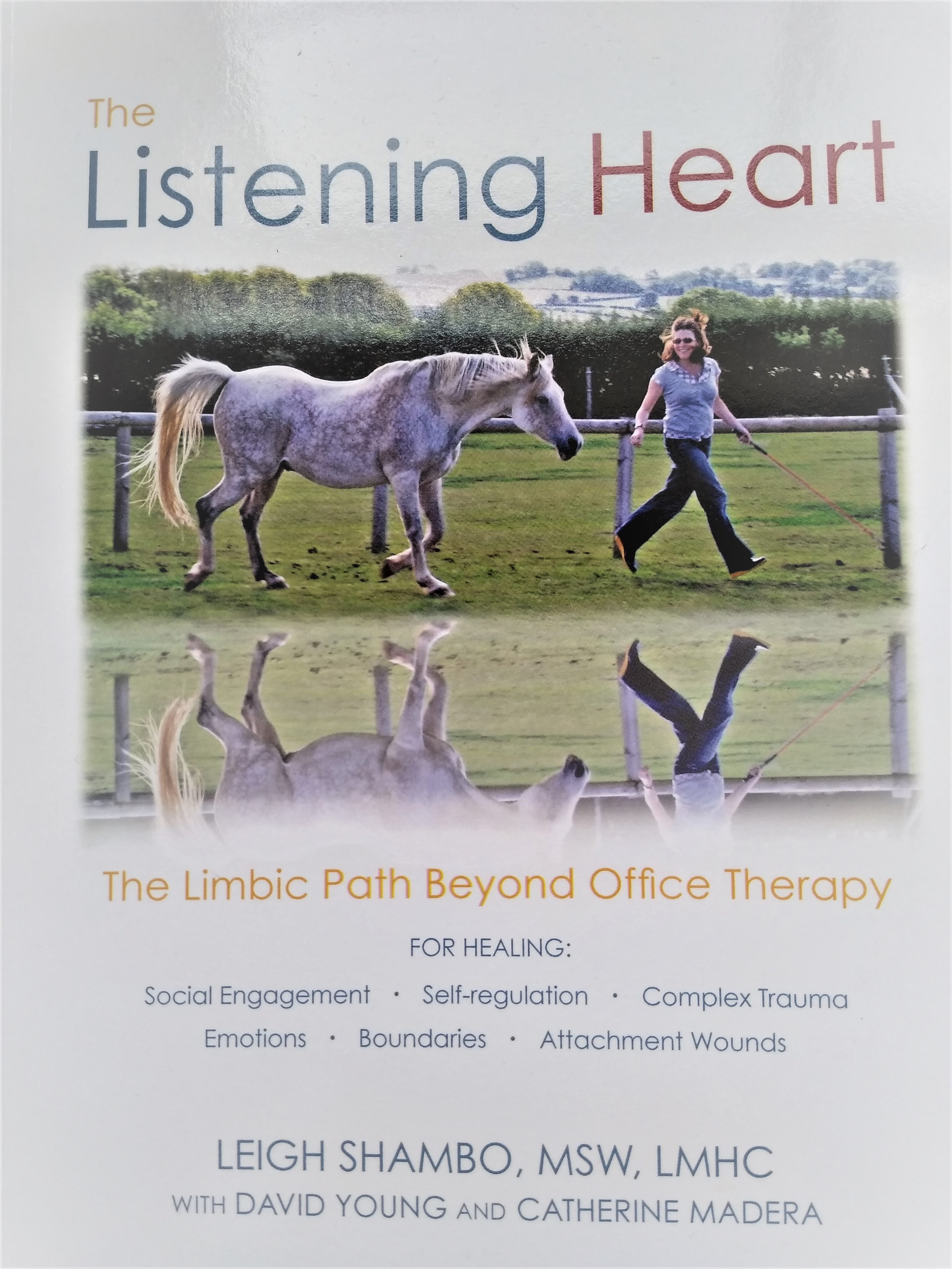 The Listening Heart by Leigh Shambo, MSW, LMHC
